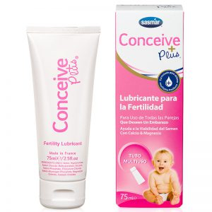 Conceive Plus Lubricante Para LA Fertilidad 75 ml Tubo